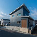 空間利用で暮らしに広がりをつくる家
