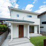 ・・・ゼロエネルギ-住宅・・・白い家