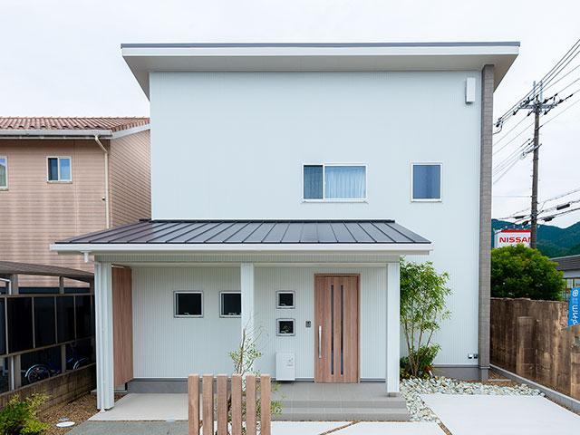 ゼロエネルギー住宅「With」