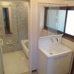 N様邸浴室改修工事