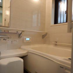 H様邸 浴室改修工事