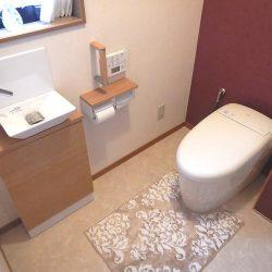 福知山市 H様邸 トイレ改修工事