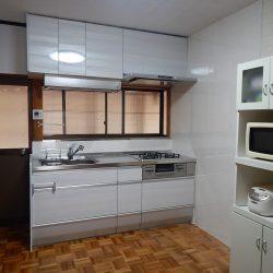 福知山市 N様邸 キッチン取替工事