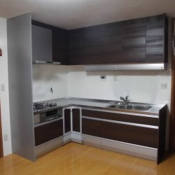 篠山市 K様邸 キッチン改修工事