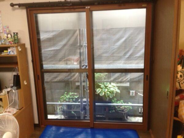 サッシ内窓取付でエコな生活を エアコンの効きが変わります