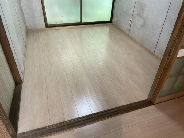 床組み工事 床組みをやり替え安心の生活を過ごしましょう