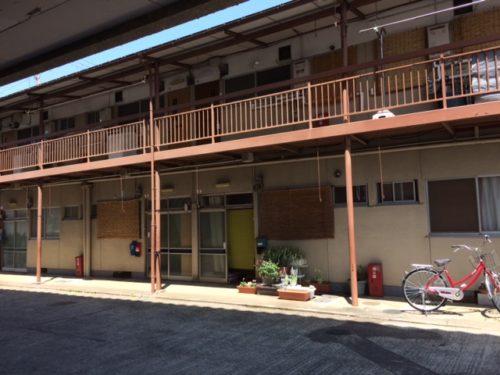 アパートメントDoi A8号室